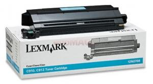 Lexmark toner 12n0768 (cyan)