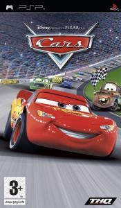 THQ - THQ Cars (PSP)