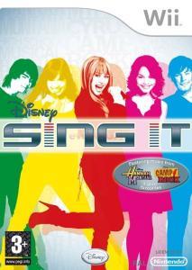 Disney: sing it (wii)