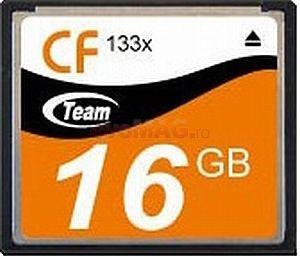Card compact flash 16gb (133x)