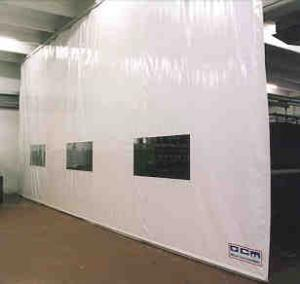 Pereti cortina in hale