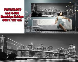 Fototapet podul  Brooklyn