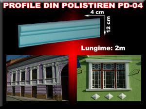 Profile polistiren pentru renovare