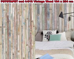Fototapet  decorativ  Vintage Wood