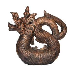 Statueta dragon