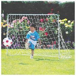 Fotbal copii poarta