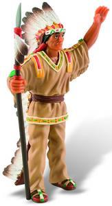Indian capetenie
