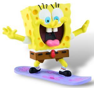 SpongeBob on Board