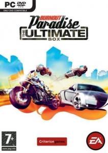 Burnout Paradise The Ultimate Box PC