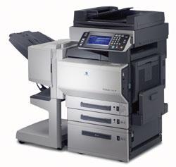 Minolta copiator