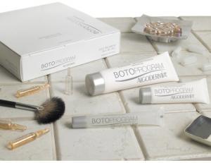 Tratament facial BotoProgram de la Crion Cosmetics