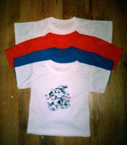 Tricouri copii bumbac 100%