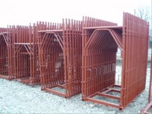 Schela metalica pentru constructii si reabilitari
