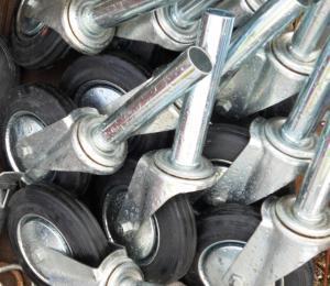 Schele metalice cu roti