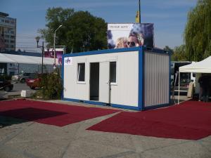 Container birou organizare santier
