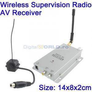 Spy supraveghere microfon