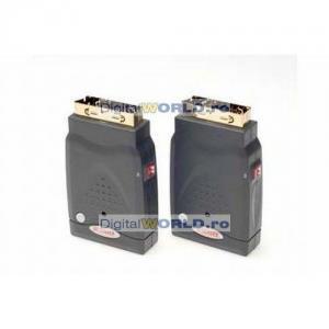 Sender video wireless  (transmitator audio-video, radio link) cu senzor telecomanda, Optibox