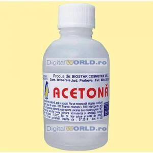 Acetona diluant
