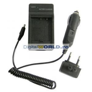 Incarcator auto camera video sony