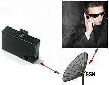 Microfon spion GSM pentru monitorizare audio