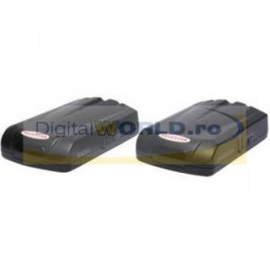 Sender audio-video wireless (transmitator, radio link) cu senzor telecomanda, MULTITEC Telestar SKYROPA 2