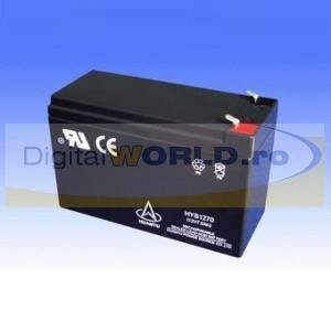 Acumulator 12v 7,2Ah, pentru UPS-uri si alarme