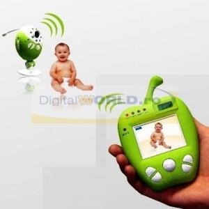 Monitor supraveghere copil - Baby monitor JMC-816Q - Produs PREMIUM