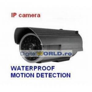 Camera supraveghere ip de exterior
