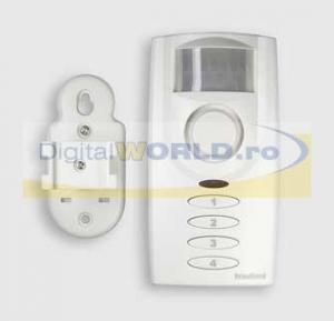 Mini alarma senzor miscare