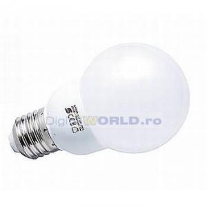 Bec economic cu LED-uri 1.9W, E27, lumina calda, echivalent bec 25W