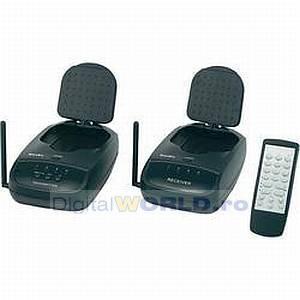 Sender video wireless  (transmitator audio-video, radio link)  cu tuner, EuroSky