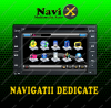Navigatie Navi-X GPS Auto - DVD Player Auto  - Carkit Bluetooth