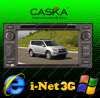Navigatie toyota rav4 hi-lux caska gps - dvd - carkit