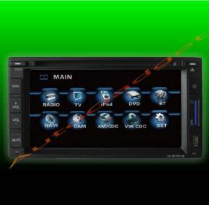 GPS Chevrolet Aveo-Kalos-Lacetti DSS CASKA SpeedSound Unit DVD/