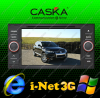 Navigatie VOLKSWAGEN CASKA GPS - DVD - Carkit - Internet