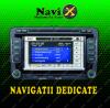 Navigatie seat navi-x gps - dvd - carkit bluetooth -