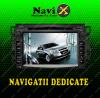 GPS Chevrolet Captiva Navigatie DVD / TV / Bluetooth Ecran HD