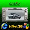 Navigatie ford caska gps - dvd - carkit - internet