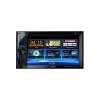 Dvd auto clarion nx502e touchscreen 6.2 inch cu conexiune usb