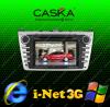 Navigatie mazda 6 2008 caska gps - dvd - carkit -