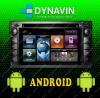 Gps android dynavin navigatie dvd / carkit / sd