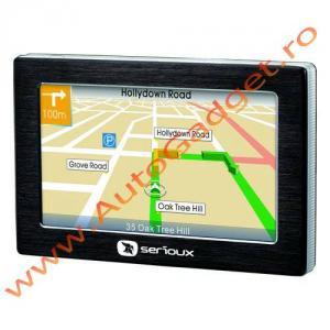 Sistem navigatie gps