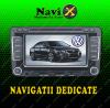 Navigatie volkswagen deluxe navi-x gps - dvd - carkit