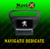 Navigatie PEUGEOT 301 Navi-X GPS - DVD - Carkit Bluetooth - USB