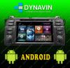 Navigatie bmw seria 3 e46 android  dynavin gps - dvd -carkit-net