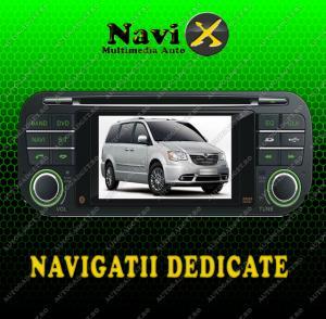 Navigatie CHRYSLER Cruiser Navi-X GPS - DVD - CARKIT BT - USB