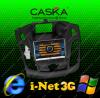 Navigatie new ford focus caska gps - dvd - bt -