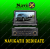 Navigatie peugeot 307 navi-x gps - dvd