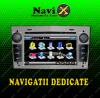 Navigatie gps navi-x  pentru opel - dvd - carkit bt -