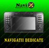 Navigatie mercedes ml navi-x gps - dvd - carkit bt -